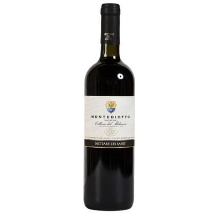"""Montebiotto Vino rosso Igp """"Collina del Milanese"""""""