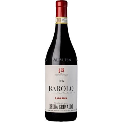 "Barolo 2016 Docg ""Badarina"""