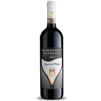 """Amarone della Valpolicella """"Capel del Prete"""" Docg"""