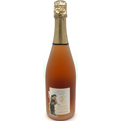 Champagne Gonet Sulcova - Expression Oìshi Rosé - Extra Brut