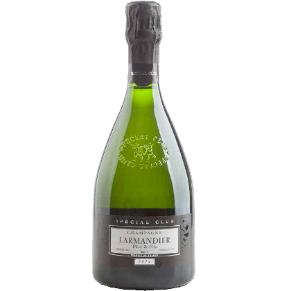 Champagne Special Club Grand Cru - Blanc de Blanc 2015