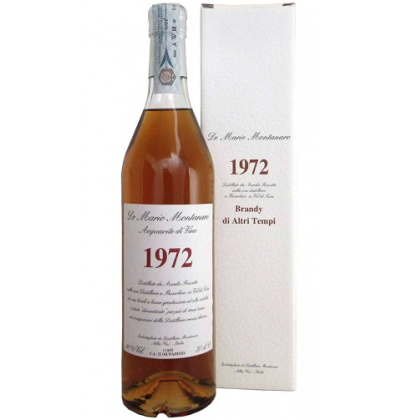 Acquavite Di Vino Alto Grado 1972