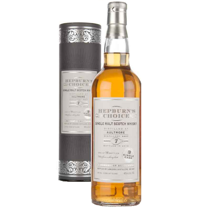 Aultmore 7 Year Hepburn's Choice