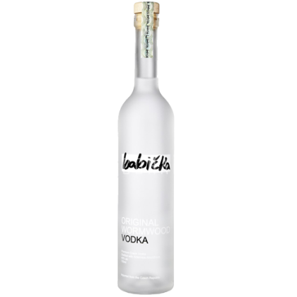 Babicka Wormwood Vodka