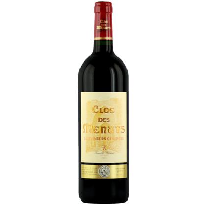 Clos Des Menuts - Saint Emilion Grand Cru