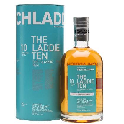 """Bruichladdich 10 Year """"The Laddie Ten"""""""