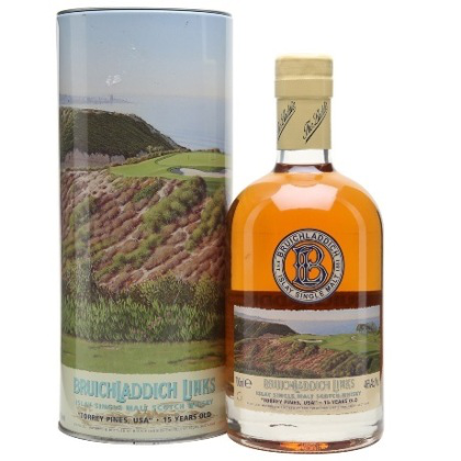 "Bruichladdich 15 Year ""Links VIII Torrey Pines"""