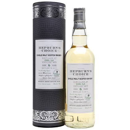 Caol Ila 6 Year Hepburn's Choice