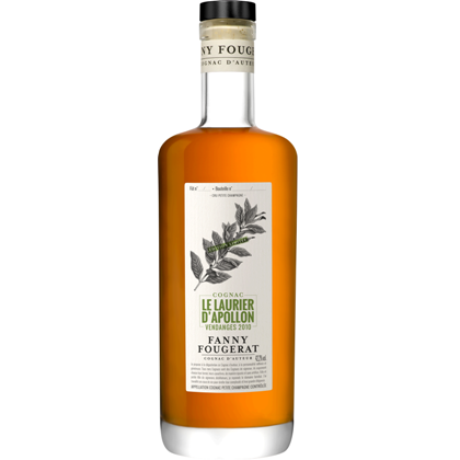 "Cognac Extra Old ""Le Laurier d'Apollon"" Limited Edition"