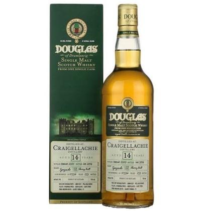 Craigellachie 14yo Douglas of Drumlanrig.