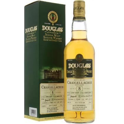 Craigellachie 8 Year Douglas of Drumlanrig