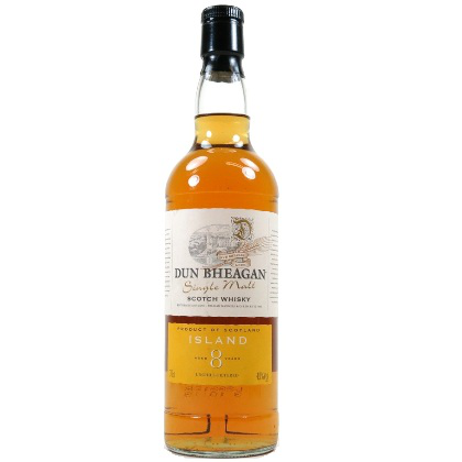 Dun Bheagan Island Single Malt 8 Year