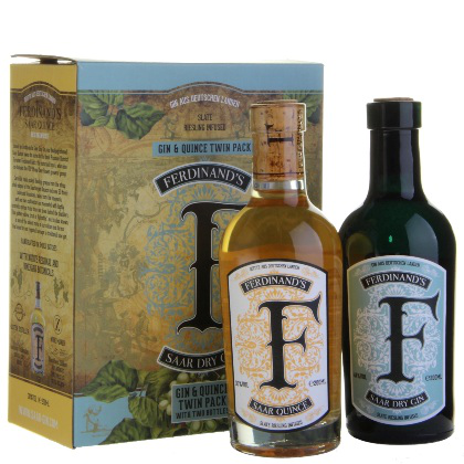 Ferdinand's Gin & Quince (2 x 20cl)