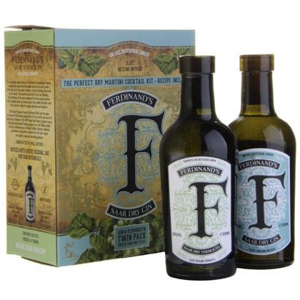 Ferdinand's Gin & Vermouth (2 x 0.20cl)