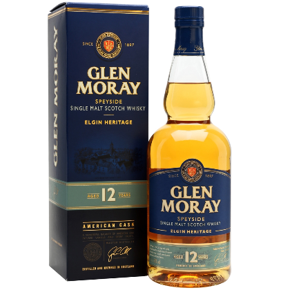 Glen Moray 12 Year - Elgin Heritage