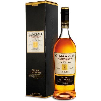 GlenMorangie 12 Year The Quinta Ruban