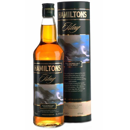 Hamiltons Islay Blended Malt