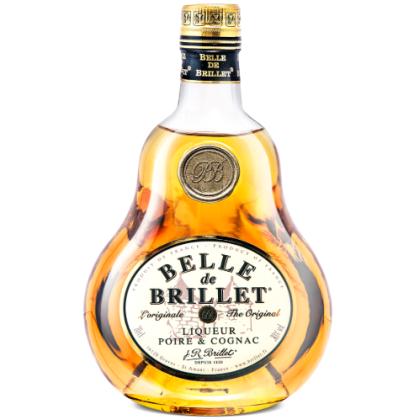 Liqueur Poire & Cognac Belle de Brillet