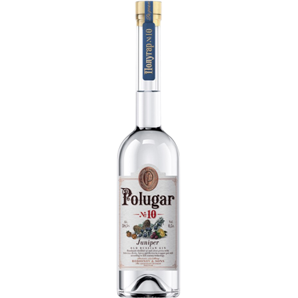 Polugar No 10 Juniper Old Russian