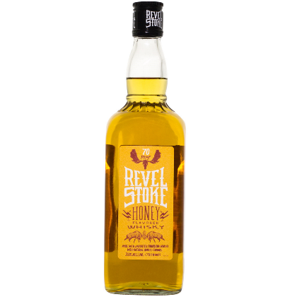 Revel Stoke Honey Flavored Whisky
