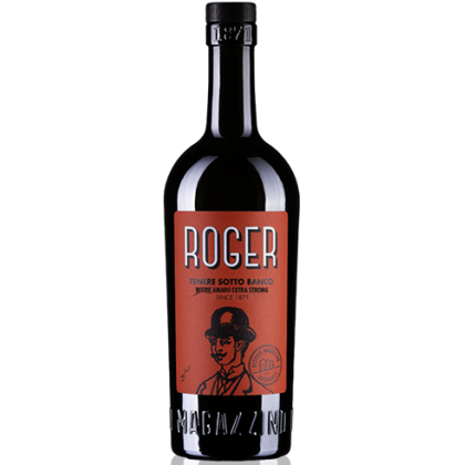 Roger Bitter Amaro Extra Strong.