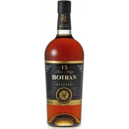 Rum Anejo Botran Reserva 15 Anos