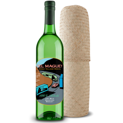 "Single Village Mezcal ""100% Tobala The Wild Mountain Maguey"