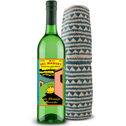 "Single Village Mezcal ""Santo Domingo Albarradas"""