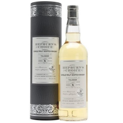 Talisker 6 Year - Hepburn's Choice