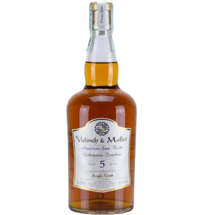 Valinch & Mallet American Sour Mash Tullahoma Bourbon 5 Year