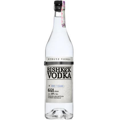 Vodka Bishkek Kyrgyzstan