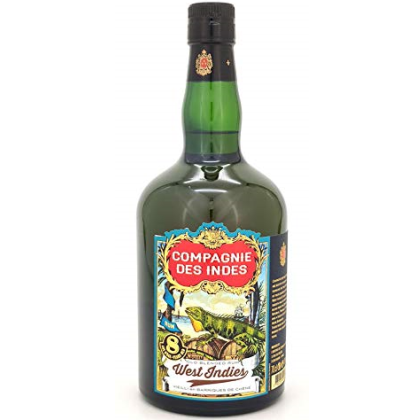 Compagnie Des Indes 8 Anos West Indies - Blend Rhum