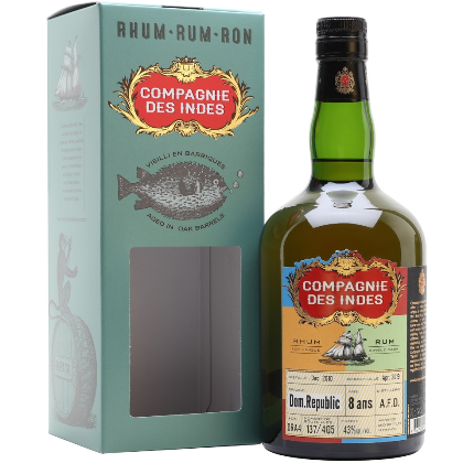 Compagnie Des Indes Dominican Republic 8 Anos