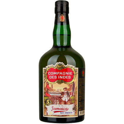 Compagnie Des Indes Jamaica Navy Strength Blend Rhum