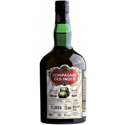 Compagnie des Indes Florida (Secret Distillery) 13 Years Moscatel Finish