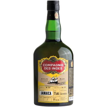 Compagnie des Indes Jamaica 11 Ans (Clarendon) 55%