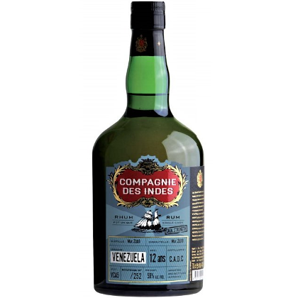 Compagnie des Indes Venezuela C.A.D.C 12 years old (58%)