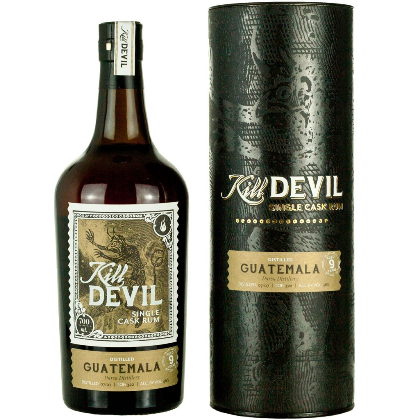 Kill Devil Rum Guatemala 9 Year Single Cask (2007 Darsa)