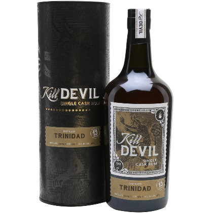 Kill Devil Rum Trinidad 13 Year Single Cask (2003)
