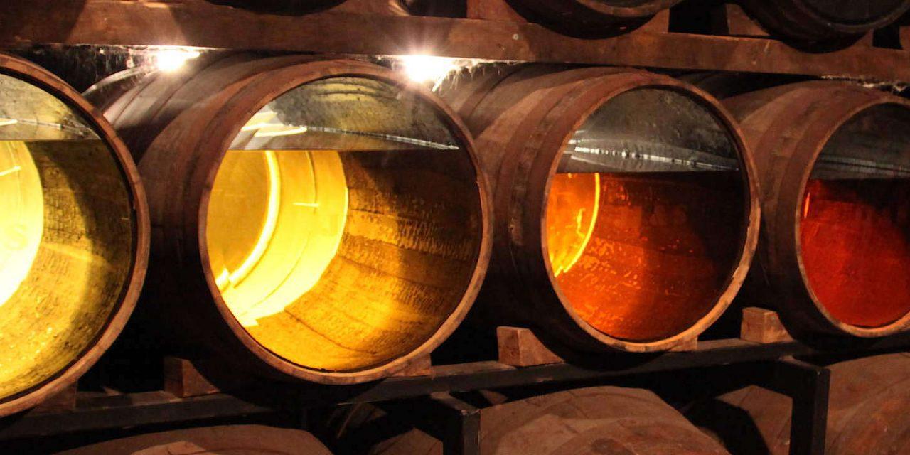 L'influenza del legno sul Whisky