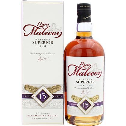 Malecon Reserva Superior Rum 15 anni