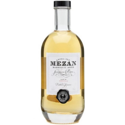 Mezan Extra Old Barrique Aged Jamaican Rum