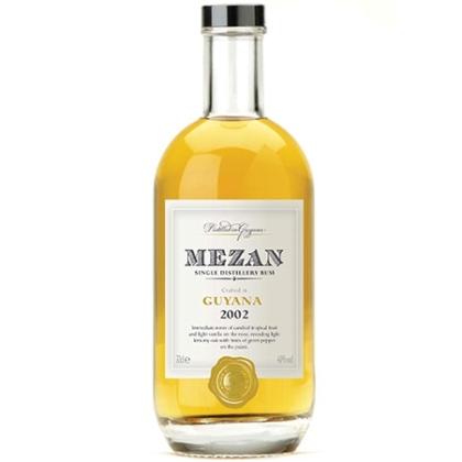 Mezan Rum Guyana Diamond 2002