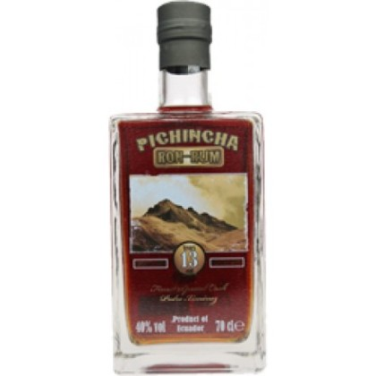 Pichincha 13y Cask Pedro Ximenez