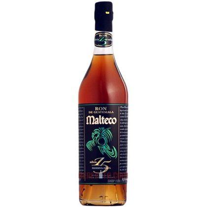 Rum Malteco Ron 15 Reserva Maya