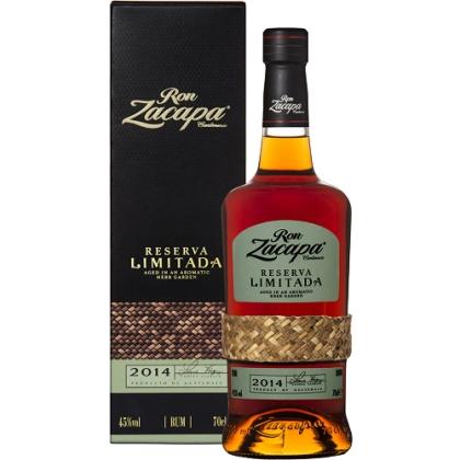 Rum 'Reserva Limitada 2014' Zacapa
