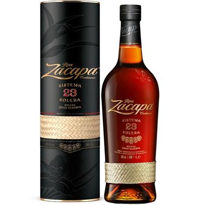 Rum Zacapa 23 Anos Solera