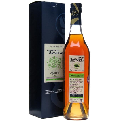 Savanna 6 Anni Old Vieux Agricole Port Finish