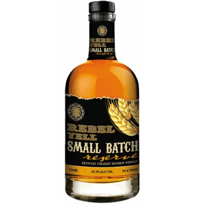 "Kentucky Straight Bourbon Whisky ""Small Batch Reserve"" - Rebel Yell"