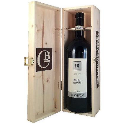 """Barolo """"Camilla"""" DOCG in Cassa Legno Bruna Grimaldi [Magnum 1,5 litri]"""